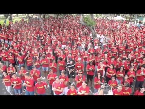 Flash Mob - Juname 2015