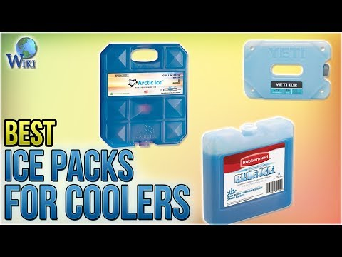 10 Best Ice Packs for Coolers 2018