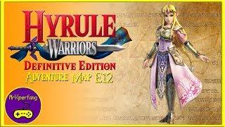 Hyrule Warriors (Switch): Adventure Map E12 -