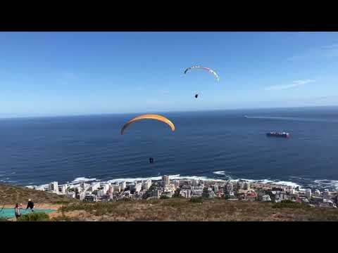Cape Town, South Africa Experience With Gondola Ride To Table Mountain