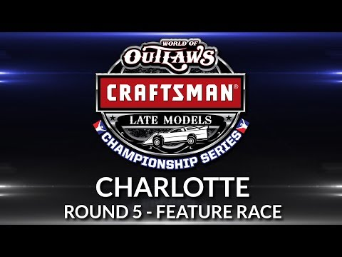 World of Outlaws Craftsman Late Model Championship // Round 4 - Knoxville Main Event