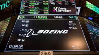 How Investors Can Gauge Boeing's Stock Trajectory After The Ethiopian Airline Crash