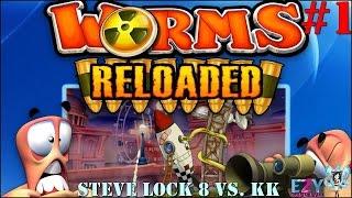 Worms Reloaded - ติดตะละลิ๊ละลิดติด Ft.KK