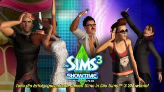 Die Sims 3 Showtime Announcement Trailer