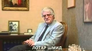 Партия из матча Фишер-Спасский flv - YouTube