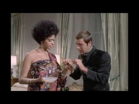 Dry Martini By Robert Wagner In It Takes A Thief TV Series.