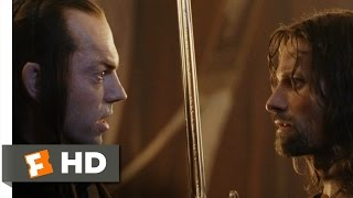 The Lord of the Rings: The Return of the King (2/9) Movie CLIP - Born A King (2003) HD