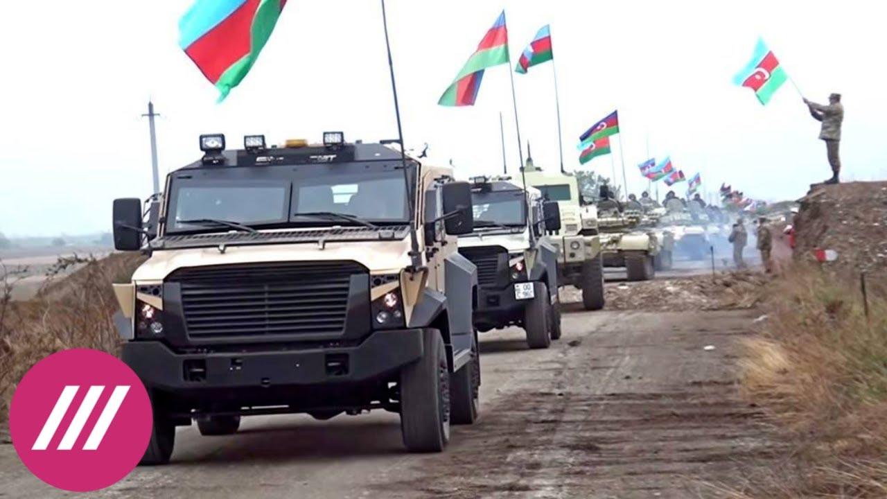 Угроза нового конфликта? Что происходит на границе Армении и Азербайджана