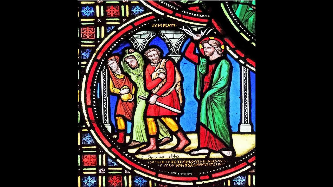 Anglican Chaplaincy of Midi-Pyrenees and Aude - Lent 3 Agape Service