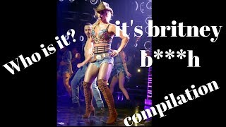 It's Britney bh live compilation!
