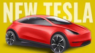could This Be Tesla's $25,000 Model 2?