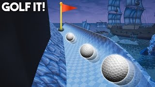 EL RETO DE LA CÁMARA LENTA! - GOLF IT