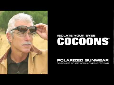b505446ca219 Cocoons and Vistana Polarized Fitover Sunglasses - YouTube