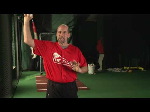 John Smoltz The ROPE Trainer Pitching Drill