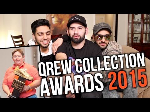 2015 Qrew Collection Awards!! Best Sneaker Collection + More!