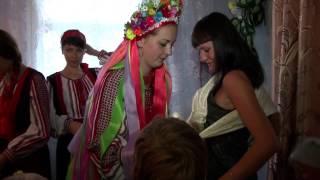 Предсвадебная съемка украинских традиций