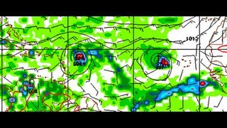 2-3 Atlantic Storms Within 10 Days