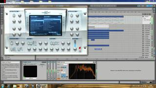 Dj antoine - Move on Baby in ableton live by dj j3h