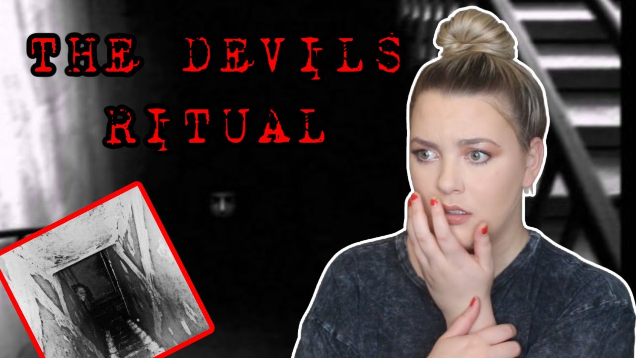 Download The Staircase Ritual… **TERRIFYING TRUTH**