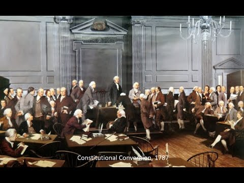 The Constitutional Convention-U.S. History #17