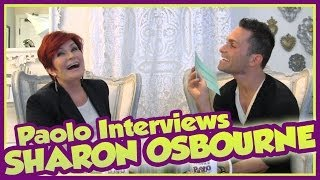A Personal Interview With Sharon Osbourne!