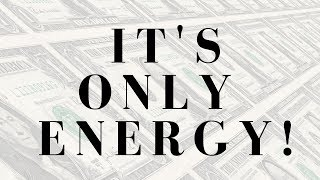 """Money Is Just Energy and We Can Attract It!"" -  Wonderful Lecture! (Law Of Attraction)"