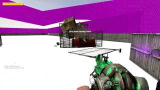 Building Santa's Sleigh! Gmod Sledbuild