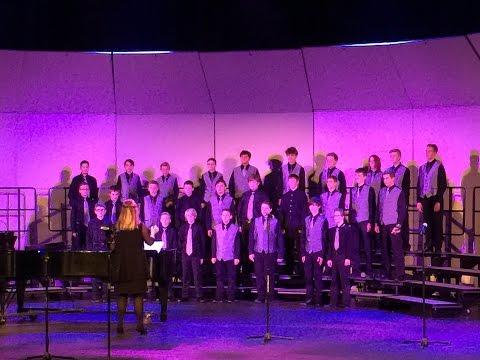 Scranton Middle School Fall 2016 Choir Concert