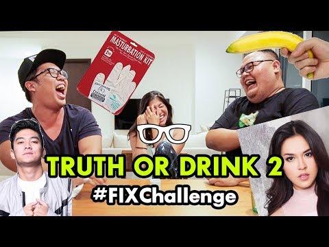 #FIXChallenge: Truth or Drink feat. Reza Chandika