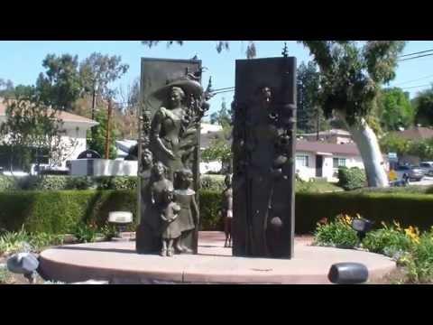 The Garden Gate in Whittier, California