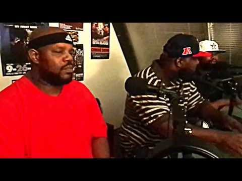 "GMT RADIO 90.3 BARS & STRIPES INTERVIEW/ ""H.T.O"" HARDER THAN OTHERS (3 OF 4)"