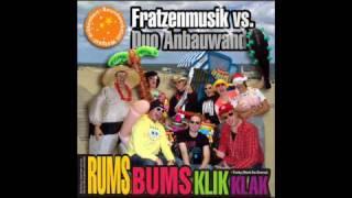 Fratzenmusik - Rums Bums Klik Klak