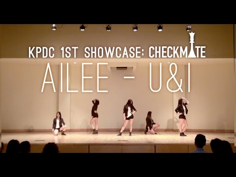 [KPDC Showcase] Ailee - U&I