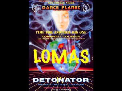 Lomas @ Dance Planet Detonator IV 5  11 1994 Planet of Love