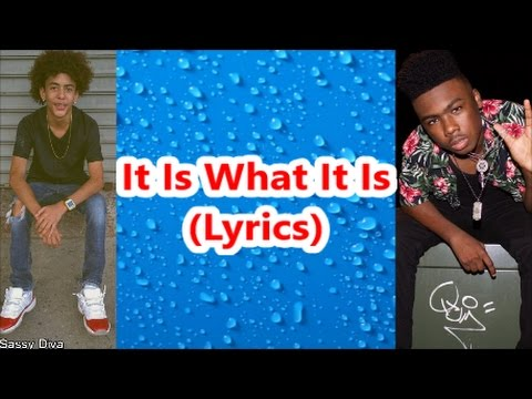 JI Prince Of NY Ft Lil Key - It Is What It Is (Lyrics)