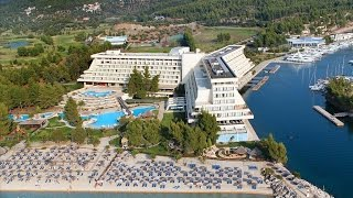 Греция, Порто Каррас и обзор отеля Porto Carras Meliton Hotel (Ситония)