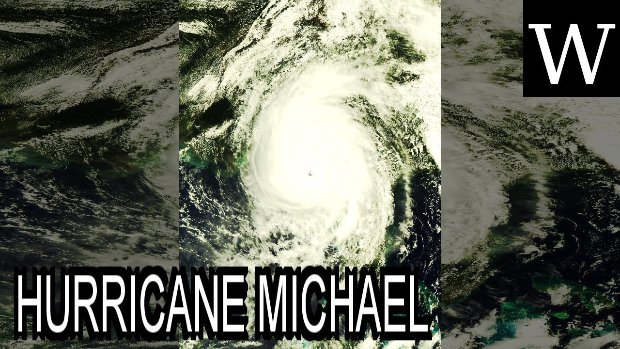 Hurricane Michael Was A Category 5, NOAA Finds  The First Since Andrew In 1992