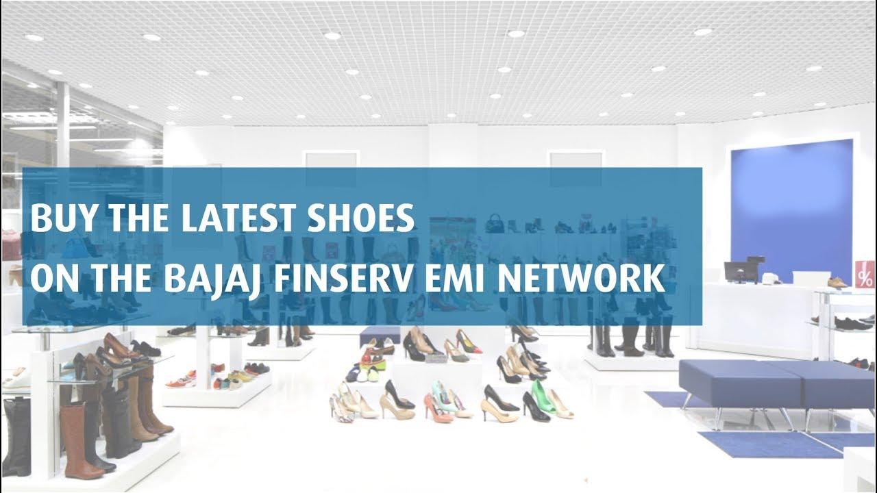 Get the Latest Trendy Shoes on EMI   Bajaj Finserv EMI Network