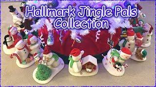 Hallmark Christmas Jingle Pals Series Collection + Ornaments - 2004 - 2017