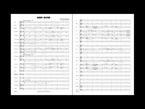 Deep River arranged by John Moss