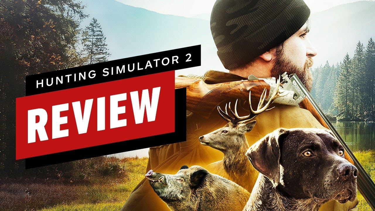 Hunting Simulator 2 Review (Video Game Video Review)