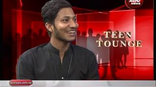 Teen Tongue With Nazir Husen By Sharada thapa &  nita pradhan , ABC NEWS NEPAL