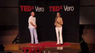 Mission, Vision & Technology | Fred Foy & Cecily Strang | TEDxVeroBeach