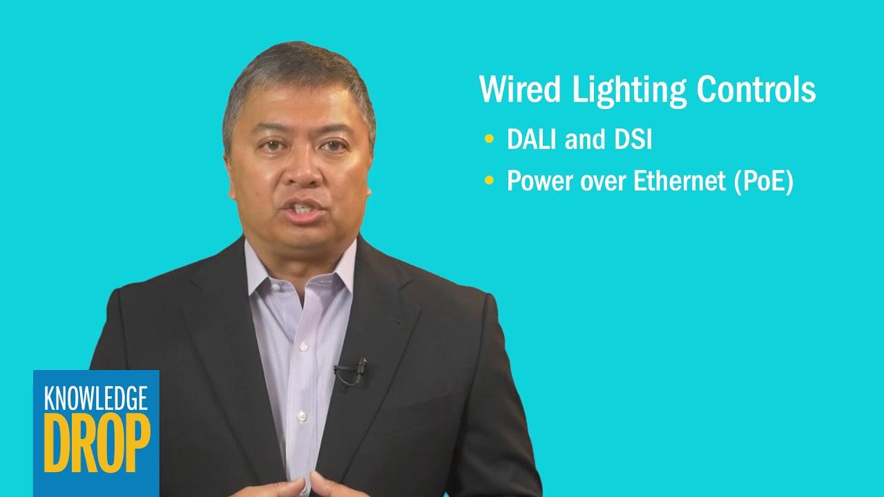 Wired vs. Wireless Lighting Controls - YouTube
