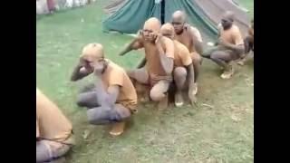 Training In The Nigerian Army
