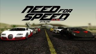 GTA SA - Pack de Carros do Need For Speed O Filme
