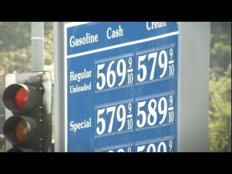 Gas Prices Soar in California; $6 Per Gallon Gas Forcing Sta
