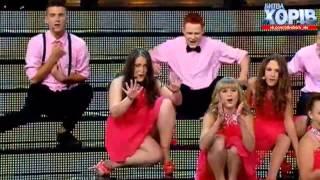 БИТВА ХОРІВ/БИТВА ХОРОВ :Хор г.харькова (Гордиенко)  Single Ladies (Beyoncé  cover)