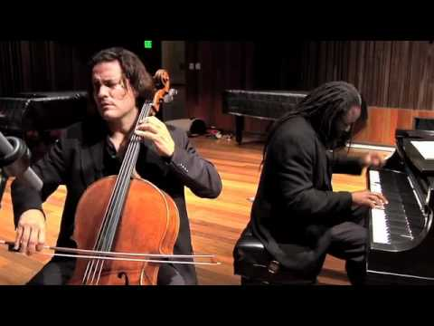 Zuill Bailey and Awadagin Pratt - Brahms Works for Cello and Piano