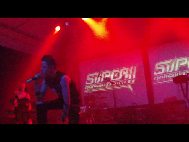 Super Dragon Punch!! - Hologram . live at BIMFEST XV